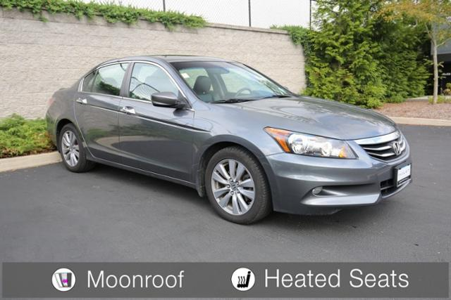 Marvelous Pre Owned 2011 Honda Accord EX L