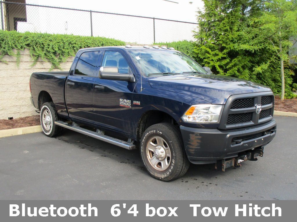 <center><b>Pre-Owned 2017 Ram 2500 Tradesman 4x4 Crew Cab 6'4 Box</b></center>