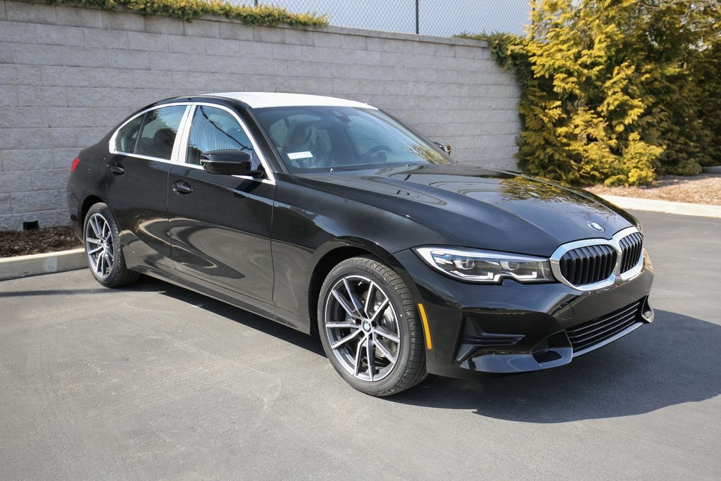 Pre-Owned 2020 BMW 3 Series 330i xDrive Sedan