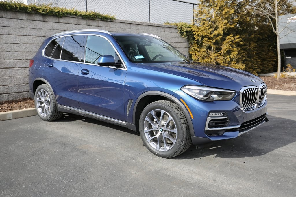 New 2020 BMW X5 xDrive40i xDrive40i