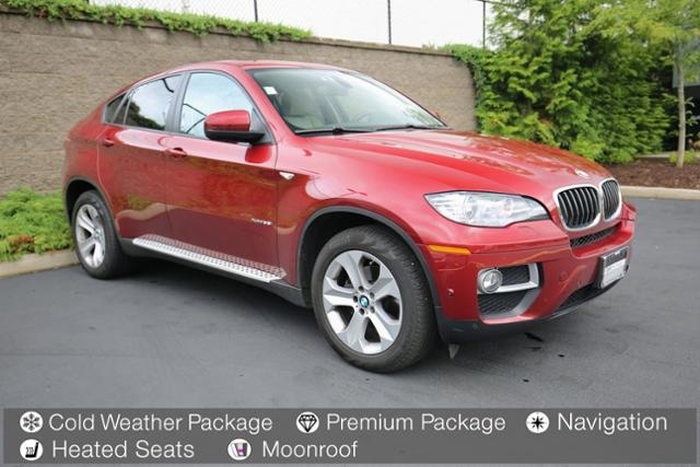 Pre-Owned 2014 BMW X6 AWD 4dr xDrive35i Sport Utility in Ridgefield ...