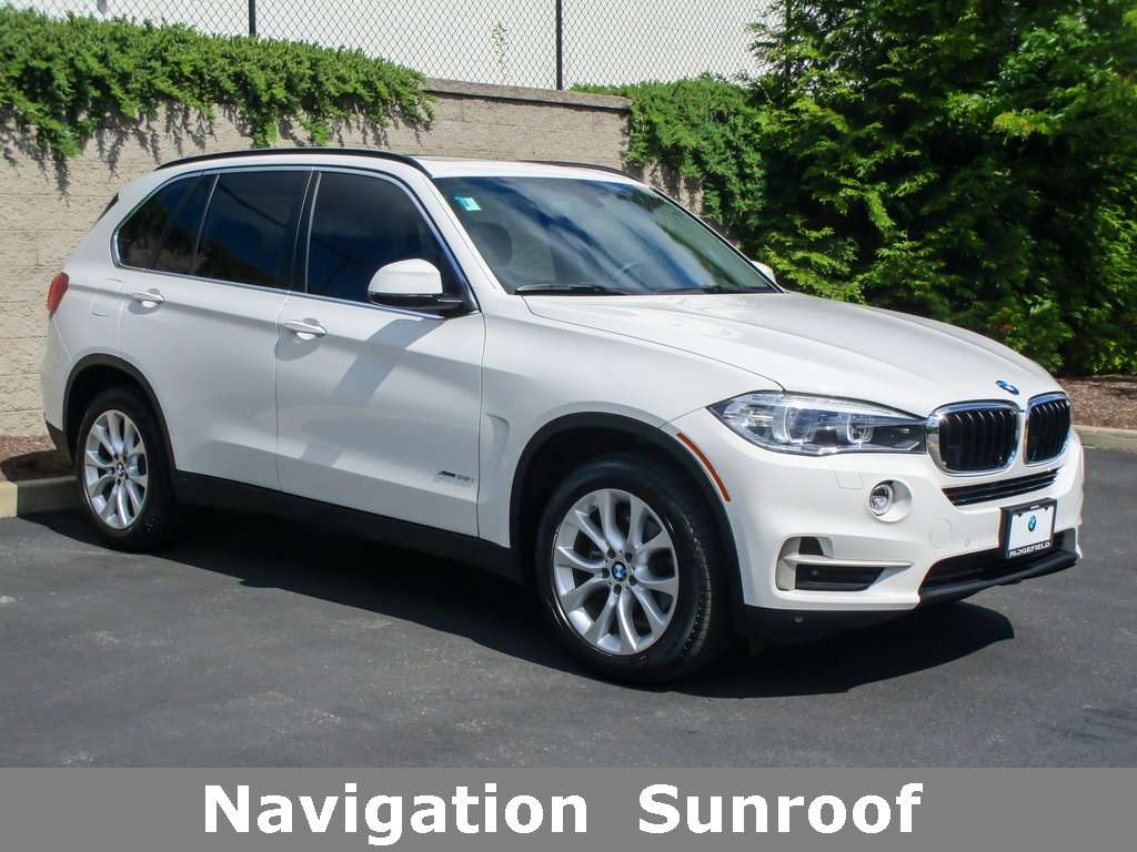 <center><b>Pre-Owned 2016 BMW X5 xDrive35i</b></center>