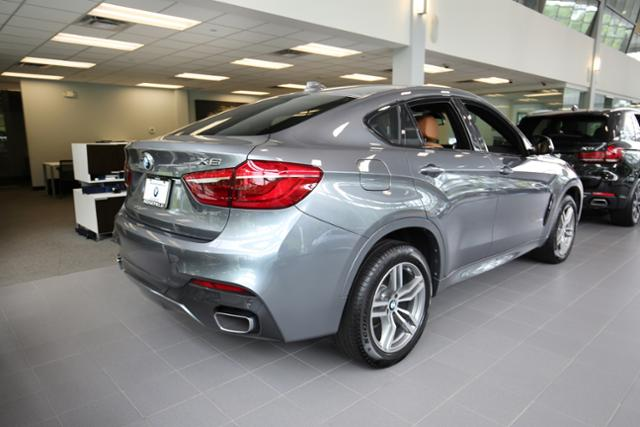 New 2018 BMW X6 xDrive35i Sports Activity Coupe Sport Utility in ...