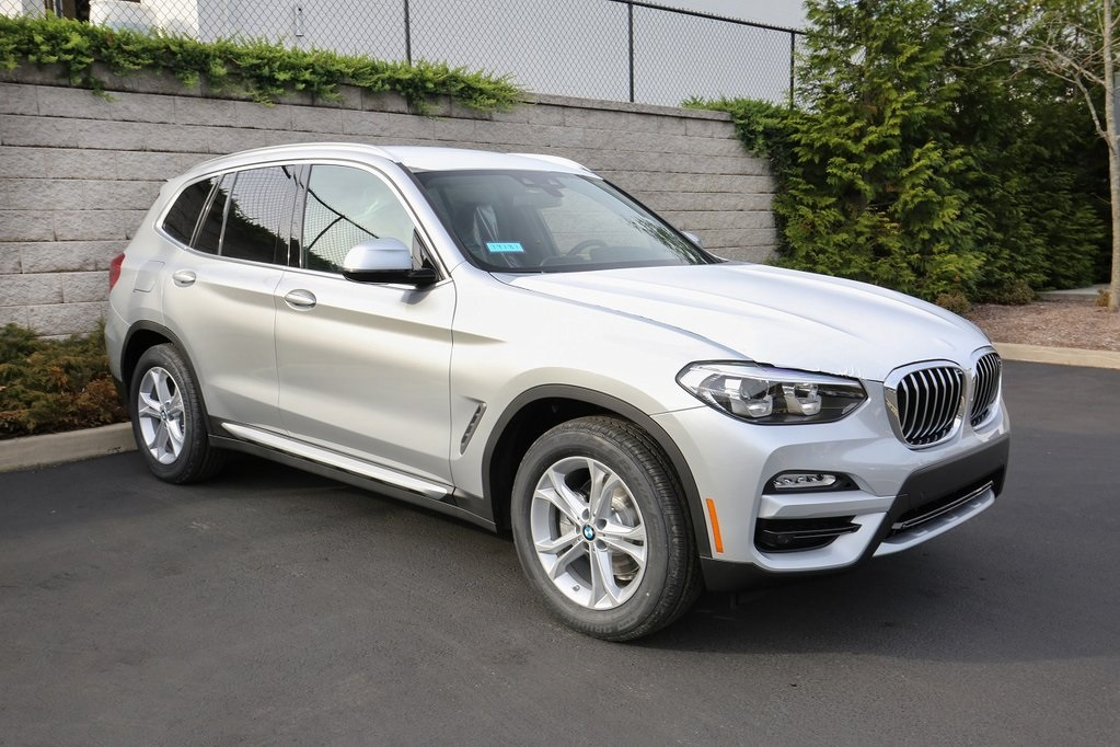 <center>New 2019 BMW X3 xDrive30i<center>