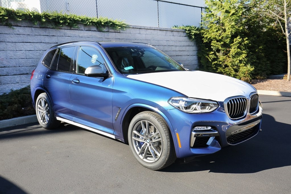 Pre-Owned 2019 BMW X3 M40i M40i