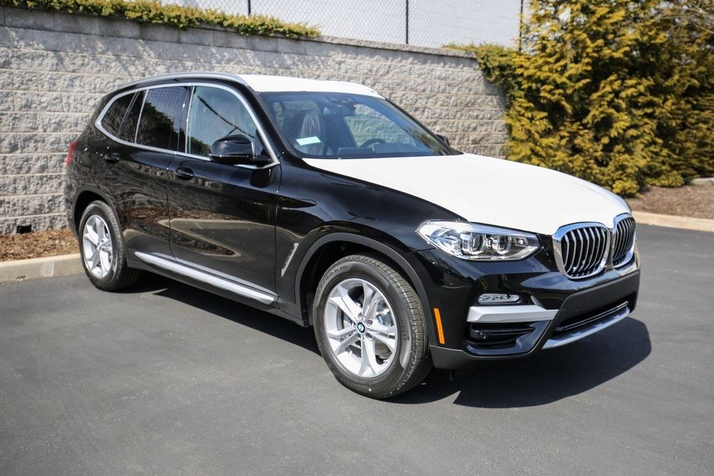 <center><b>New 2020 BMW X3 xDrive30i</b></center>