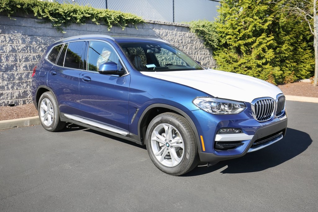 Pre-Owned 2020 BMW X3 xDrive30i Sports Activity Vehicle