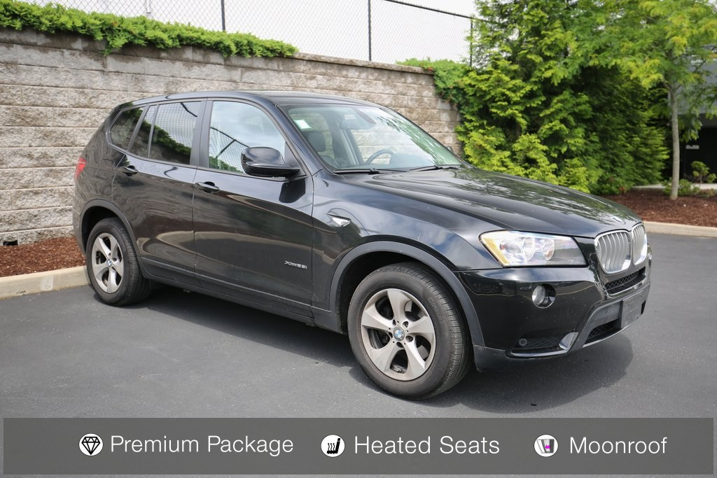 Pre-Owned 2011 BMW X3 xDrive28i 28i