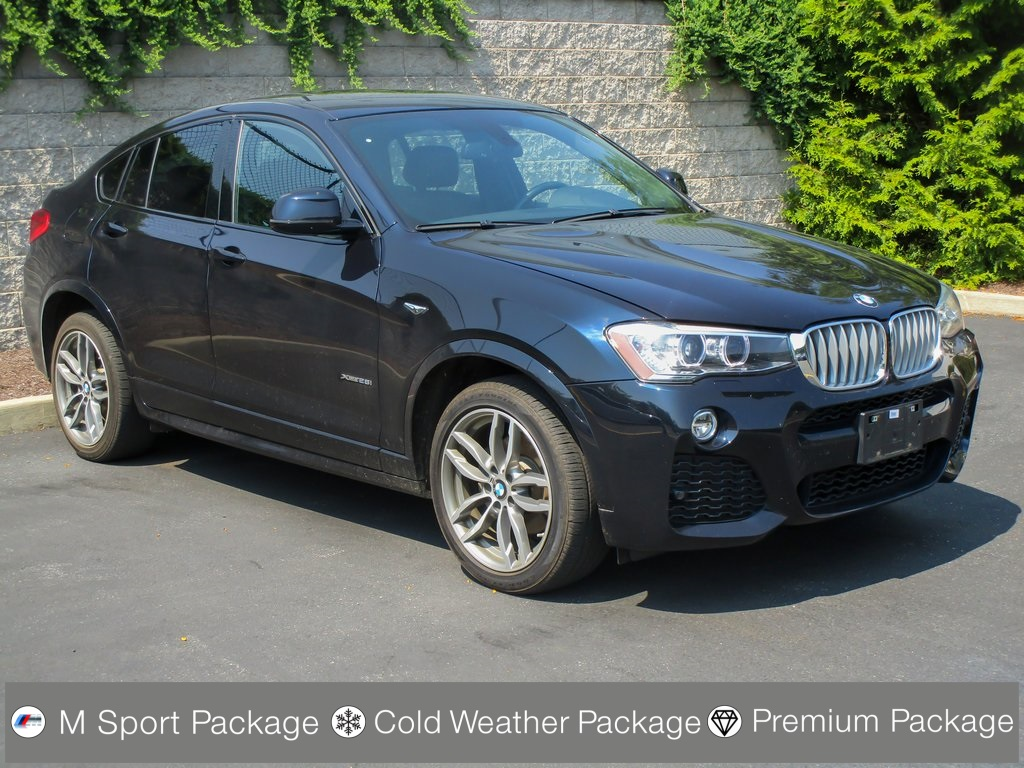 <center><b>Pre-Owned 2018 BMW X4 xDrive28i Sports Activity Coupe</b></center>