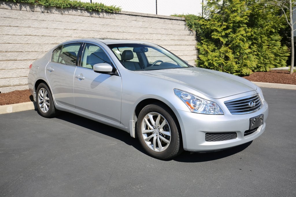 Pre Owned 2009 Infiniti G37 X
