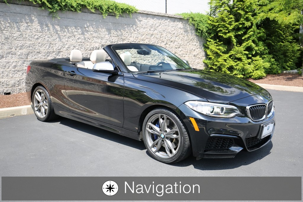 Bmw M235I Xdrive >> Certified Pre Owned 2016 Bmw M235i Xdrive