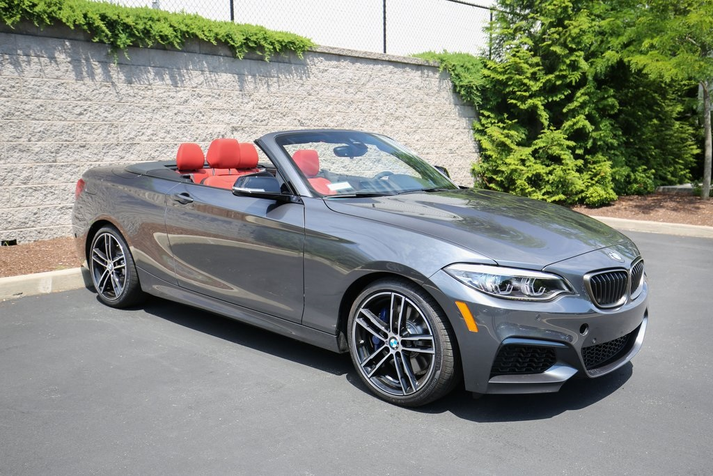 New 2020 BMW 2 Series M240i xDrive Convertible