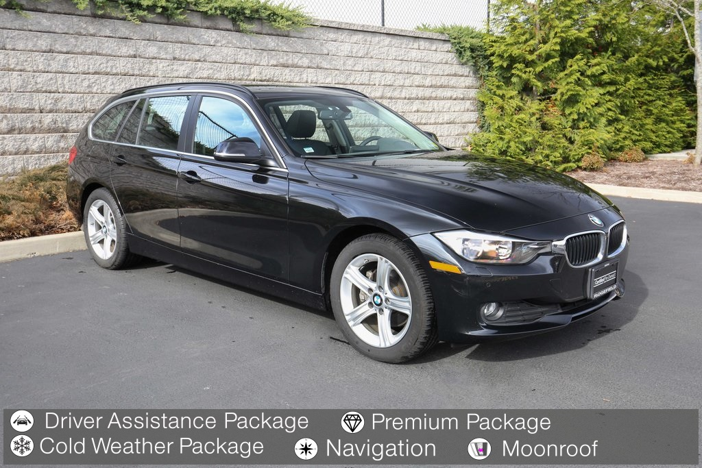 Certified Pre-Owned 2015 BMW 328d xDrive 328d xDrive