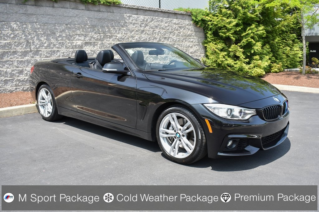 Pre-Owned 2014 BMW 435i 435i