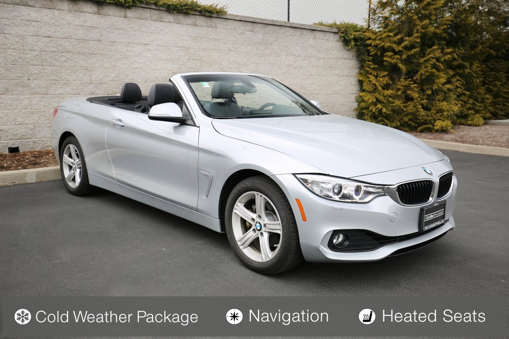 Certified Pre-Owned 2015 BMW 428i xDrive