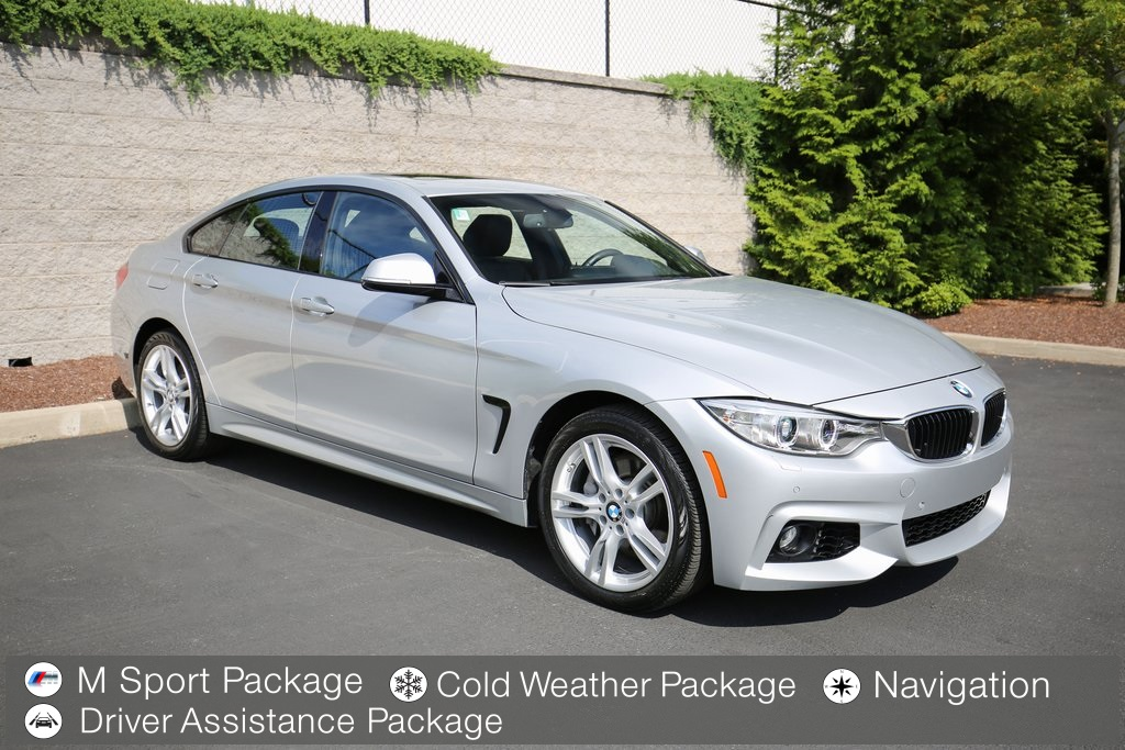 2016 BMW 428I >> Certified Pre Owned 2016 Bmw 435i Xdrive Gran Coupe