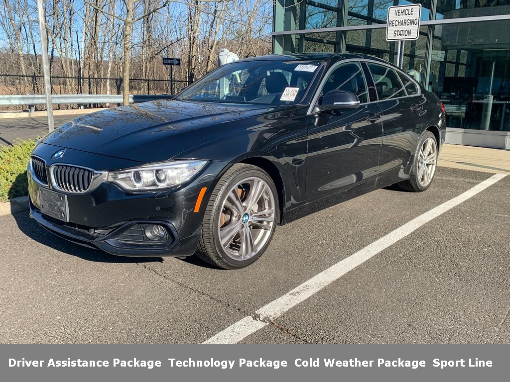 Certified Pre-Owned 2017 BMW 440i xDrive 440i xDrive