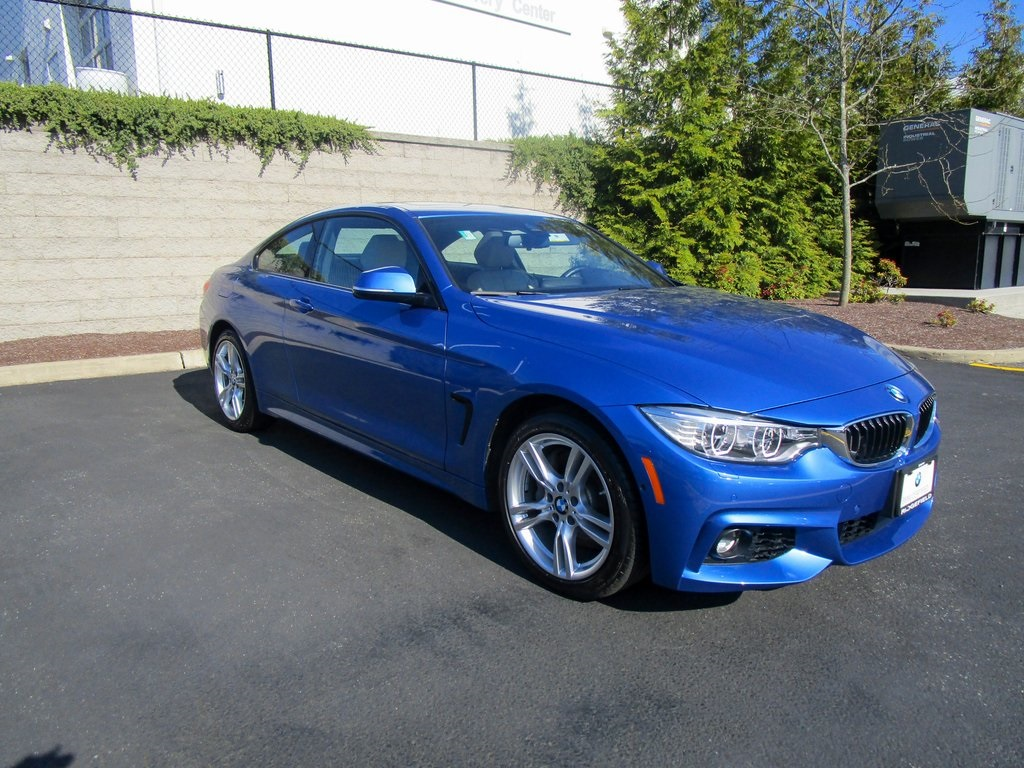 Certified Pre-Owned 2017 BMW 4 Series 440i xDrive Coupe