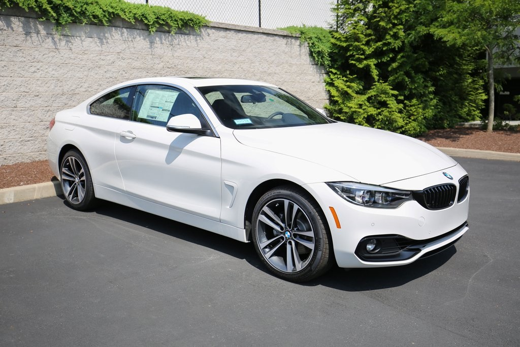 Pre-Owned 2020 BMW 4 Series 430i xDrive Coupe
