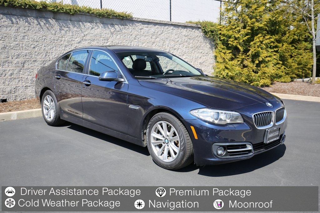 Bmw Pre Owned >> Certified Pre Owned 2016 Bmw 535i Xdrive 4dr Car In Ridgefield