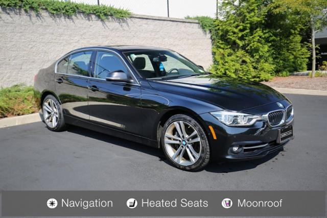 Certified Pre-Owned 2016 BMW 340i xDrive