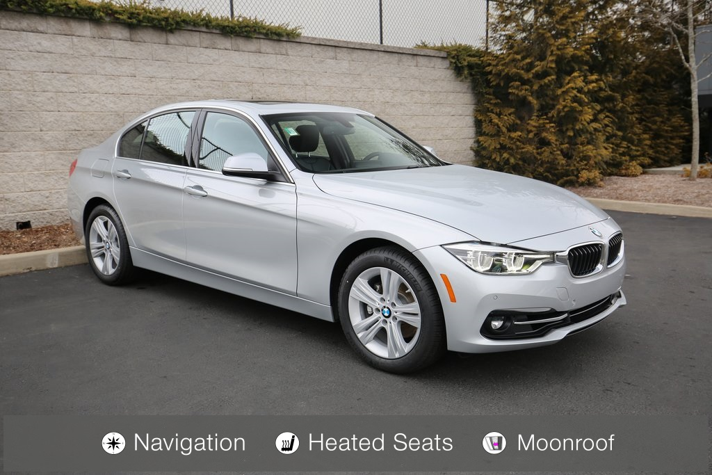 Pre-Owned 2018 BMW 330i xDrive 330i xDrive