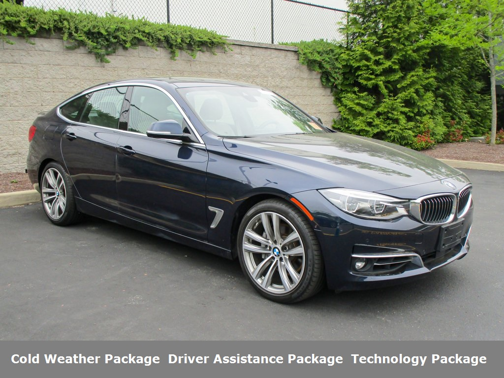 <center><b>Pre-Owned 2017 BMW 340i xDrive Gran Turismo</b></center>