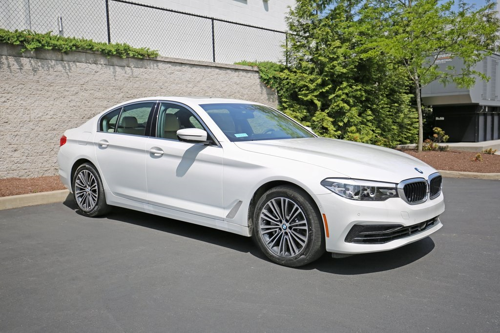 <center>New 2019 BMW 530i xDrive<center>