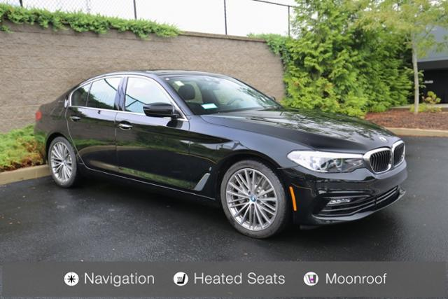 Pre-Owned 2018 BMW 530e xDrive iPerformance 530e xDrive iPerformance