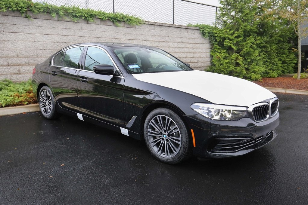 New 2019 Bmw 540i Xdrive 4dr Car In Ridgefield 19130 Bmw Of