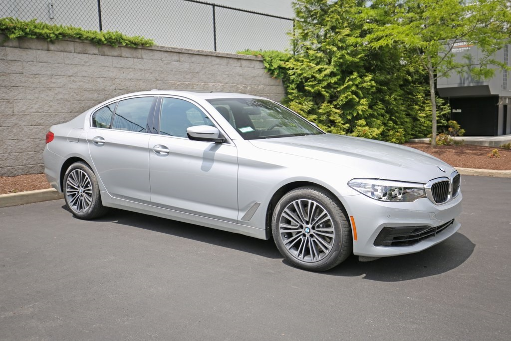 Pre Owned 2019 Bmw 540i Xdrive