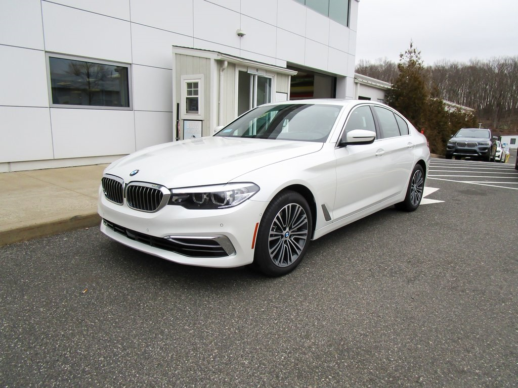 Pre-Owned 2020 BMW 5 Series 540i xDrive Sedan