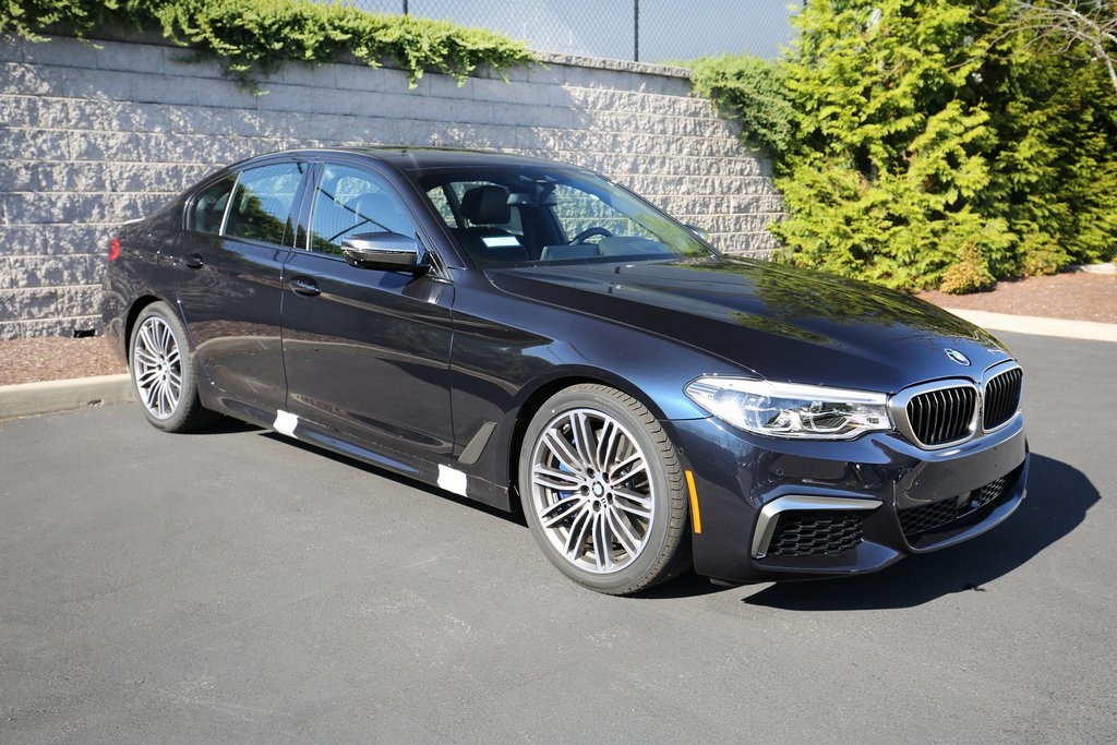 New 2020 BMW M550i xDrive M550i xDrive