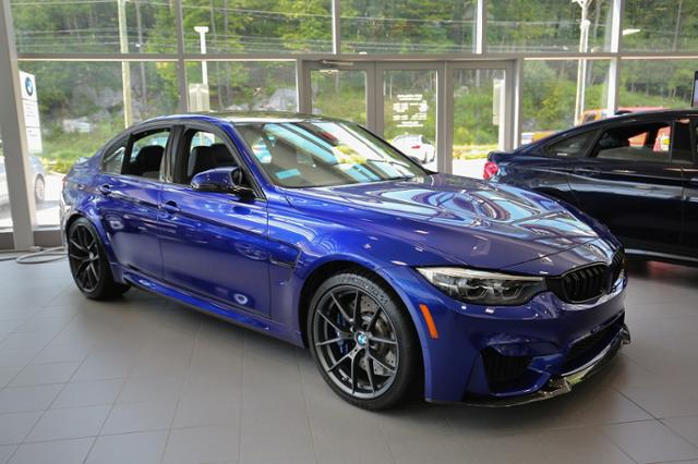 New 2018 BMW M3 4dr Car In Ridgefield #27918