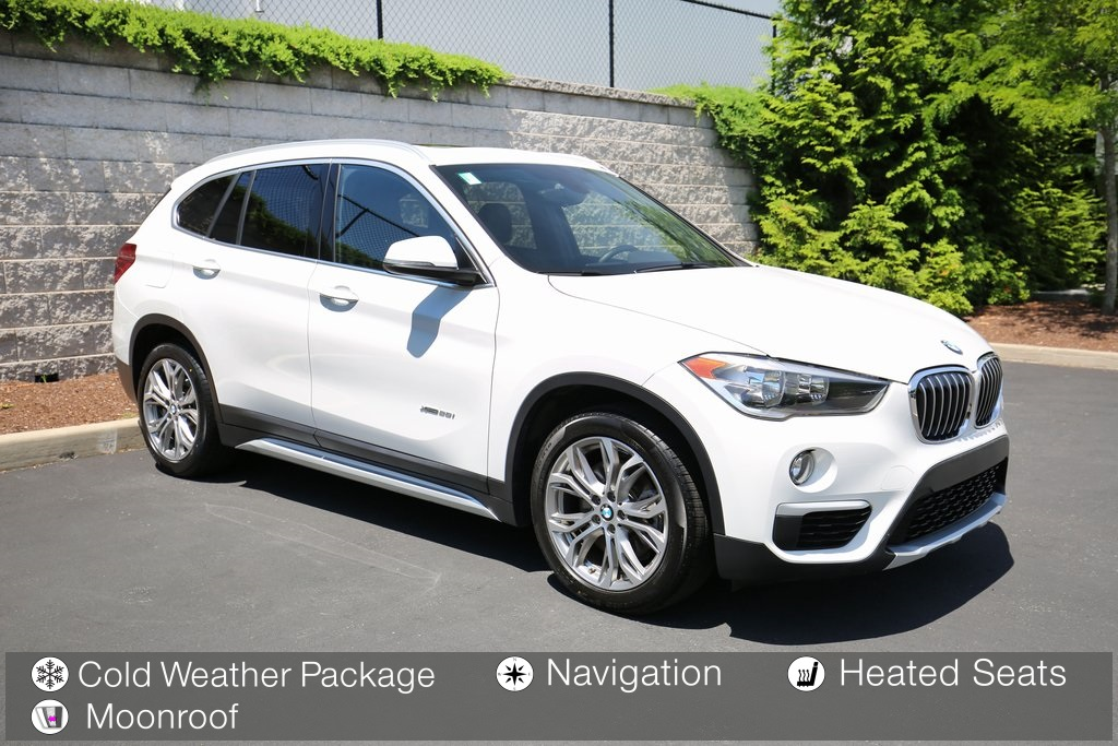 BMW Pre Owned >> Certified Pre Owned 2016 Bmw X1 Xdrive28i