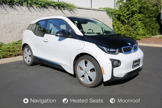 Certified Pre-Owned 2015 BMW i3