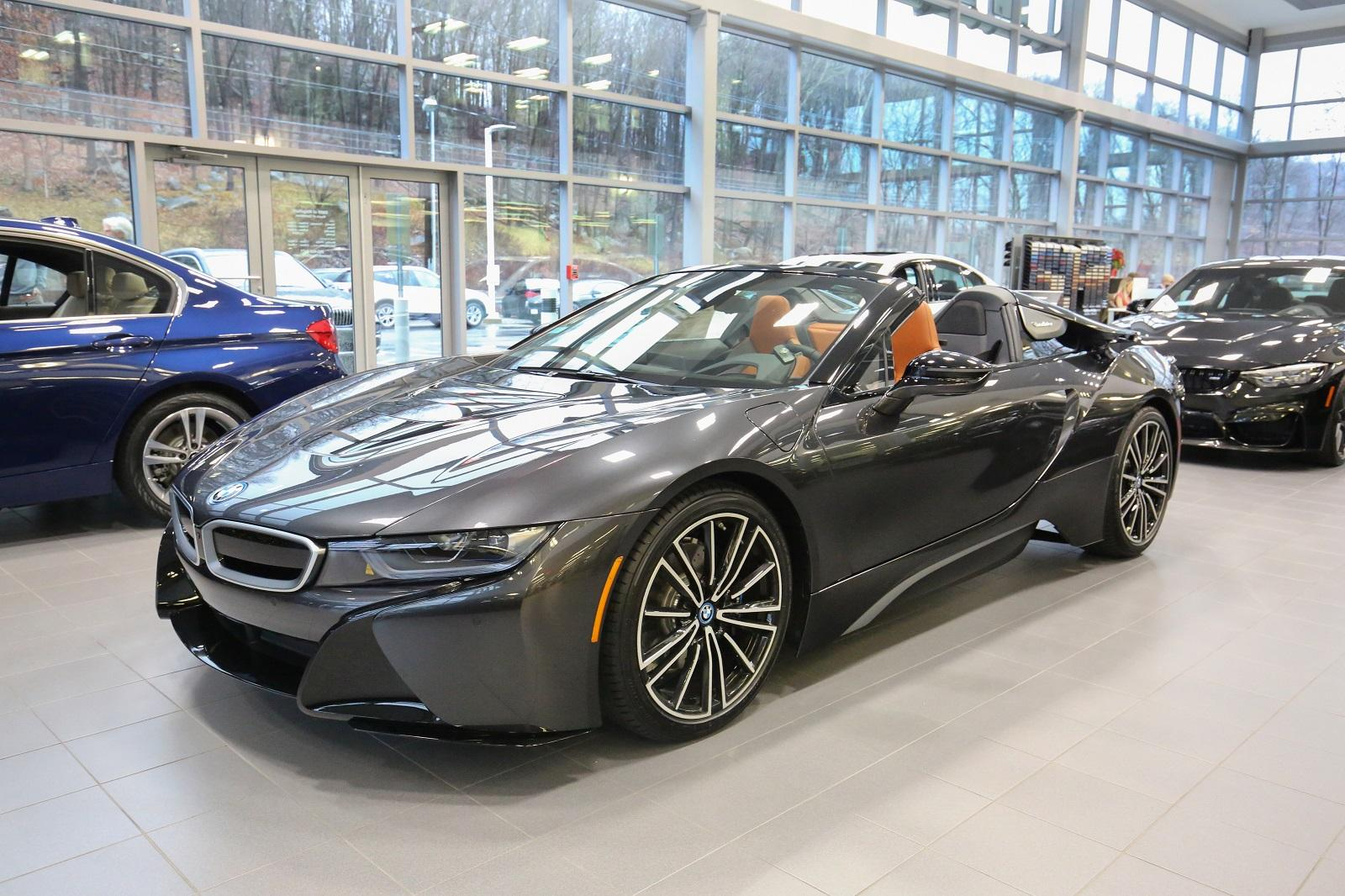 New 2019 Bmw I8 Convertible In Ridgefield 19280 Bmw Of Ridgefield