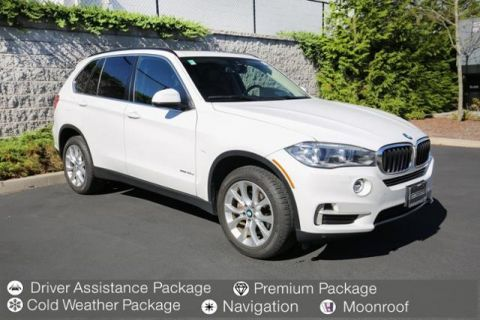 Certified Pre-Owned 2016 BMW X5 xDrive35d xDrive35d