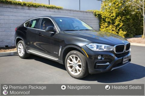 Certified Pre-Owned 2016 BMW X6 xDrive 35i xDrive35i