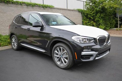 New 2018 BMW X3 xDrive30i xDrive30i