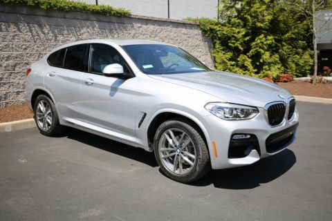Pre-Owned 2019 BMW X4 xDrive30i xDrive30i