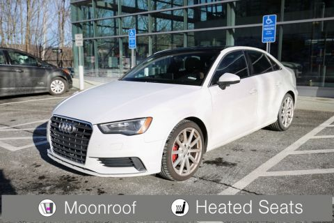 Pre-Owned 2015 Audi A3 Sedan 2.0T Premium Plus