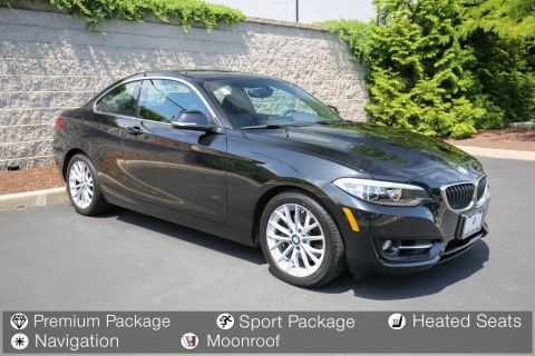 Certified Pre-Owned 2016 BMW 228i xDrive 228i xDrive