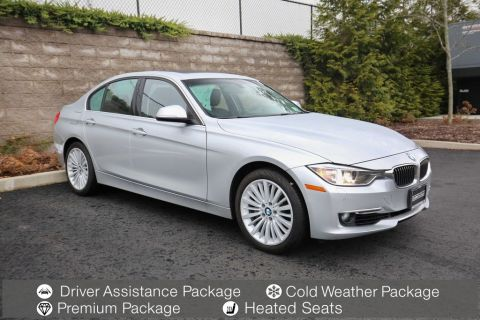 Certified Pre-Owned 2015 BMW 335i xDrive 335i xDrive