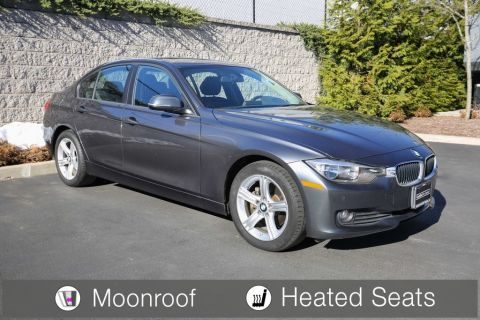 Certified Pre-Owned 2015 BMW 320i xDrive 320i xDrive