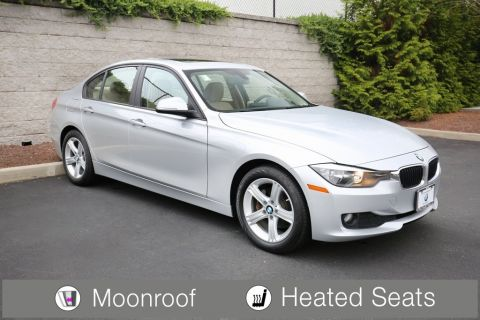 Pre-Owned 2014 BMW 320i xDrive 320i xDrive