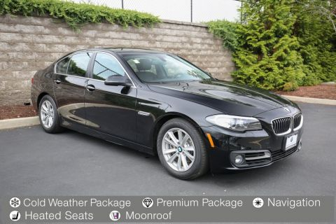 Pre-Owned 2015 BMW 528i xDrive 528i xDrive