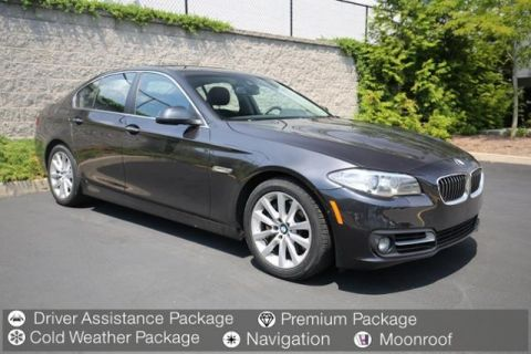 Pre-Owned 2016 BMW 535i xDrive 535i xDrive