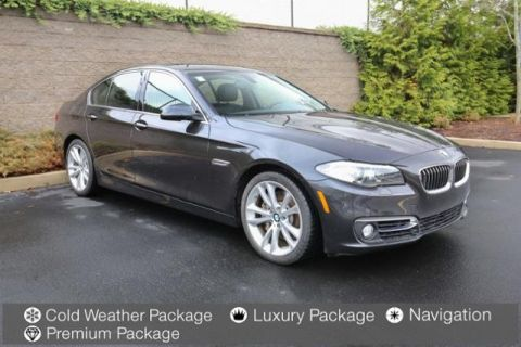 Certified Pre-Owned 2016 BMW 535i xDrive 535i xDrive
