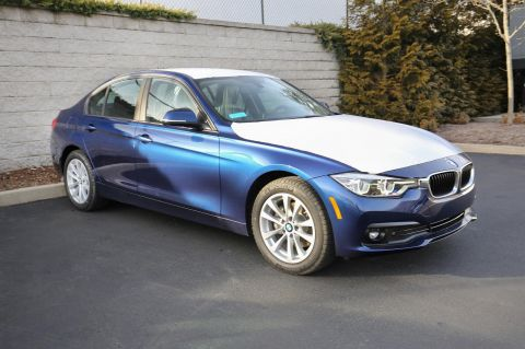 New 2018 BMW 320i xDrive 320i xDrive